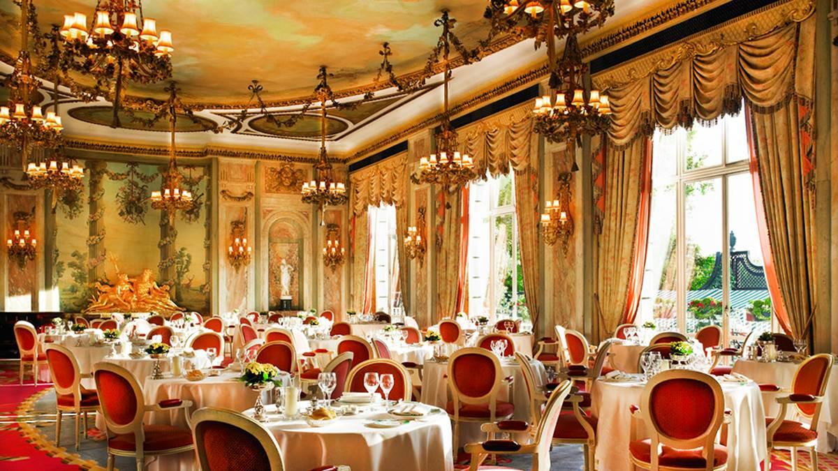 Das Ritz Restaurant von Auguste Escoffier: Eines der schönsten Restaurants der Welt.