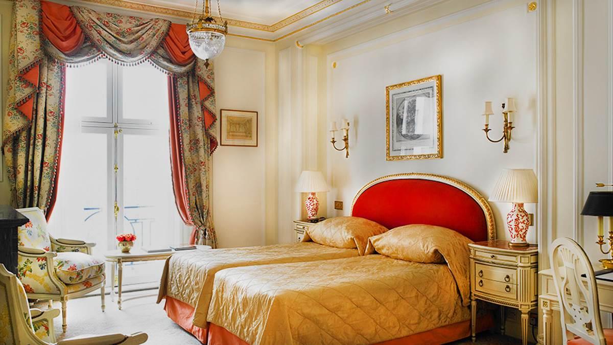 Superior King Room: Spürbar mehr Platz und größere Betten.